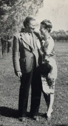 Jack and Ann Lindsay in Poland