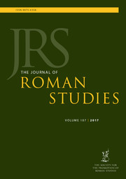 Journal of roman studies